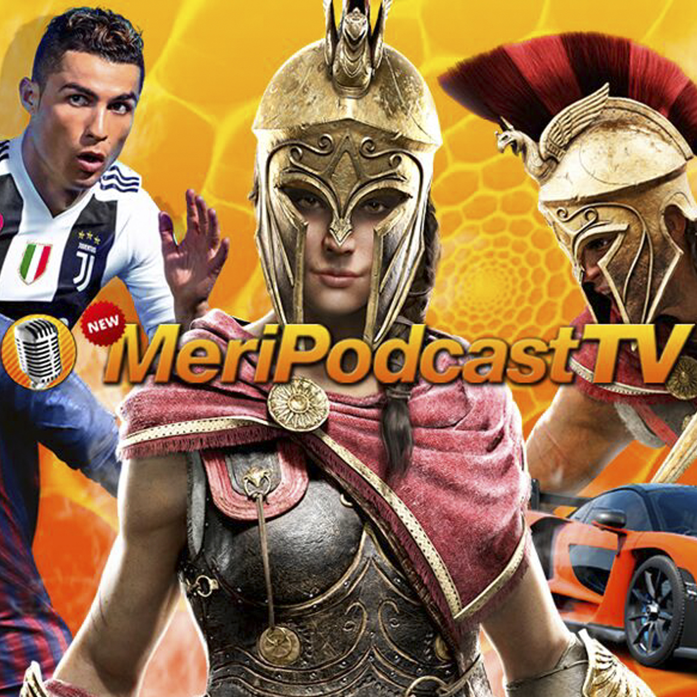 Podcast:MeriPodcast 12x04: FIFA 19 vs PES 19, Assassin's